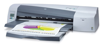 HP DesignJet 110 Plus / 110 Plus NR Plotter
